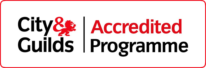 City&Guilds認定校の自社アカデミー「Accredited Programme」